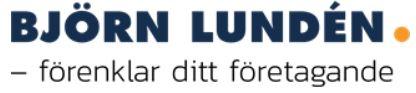 Björn Lundgrens logga